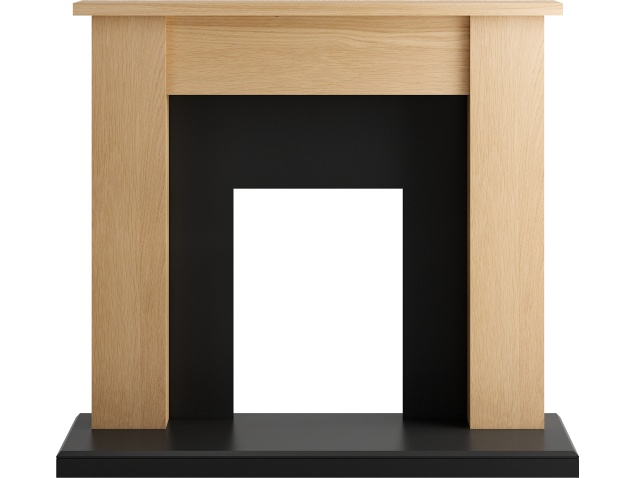 adam-new-england-fireplace-suite-in-oak-and-black-48-inch