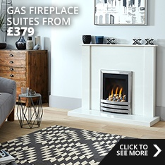 Fireplaces from £379