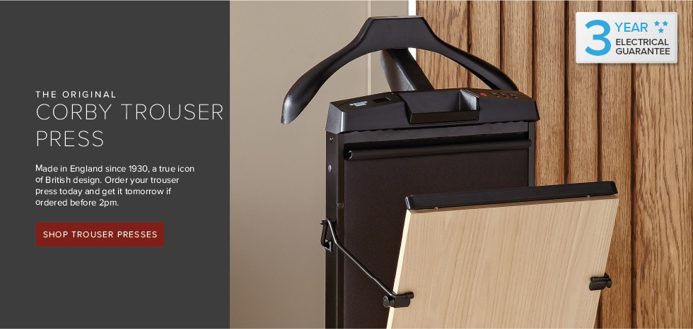 The Original Trouser Press