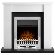 adam-solus-fireplace-suite-in-black-and-white-with-blenheim-electric-fire-in-chrome-39-inch
