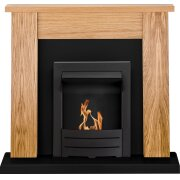 adam-new-england-fireplace-suite-oak-black-with-colorado-bio-ethanol-fire-in-black-48-inch