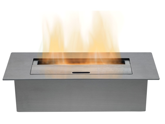 Large Bio Ethanol Burner In Stainless Steel 3 Litre Capacity