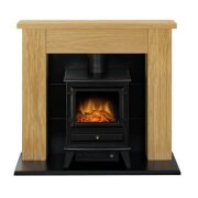 adam-chester-stove-suite-in-oak-with-hudson-electric-stove-in-black-39-inch
