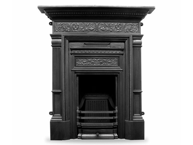 the-hamden-cast-iron-combination-fireplace-in-black-by-carron-42-inch