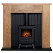 adam-new-england-stove-fireplace-in-oak-black-with-hudson-electric-stove-in-black-48-inch