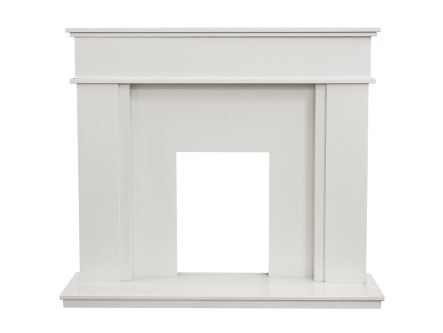 portland-white-marble-fireplace-with-downlights-54-inch