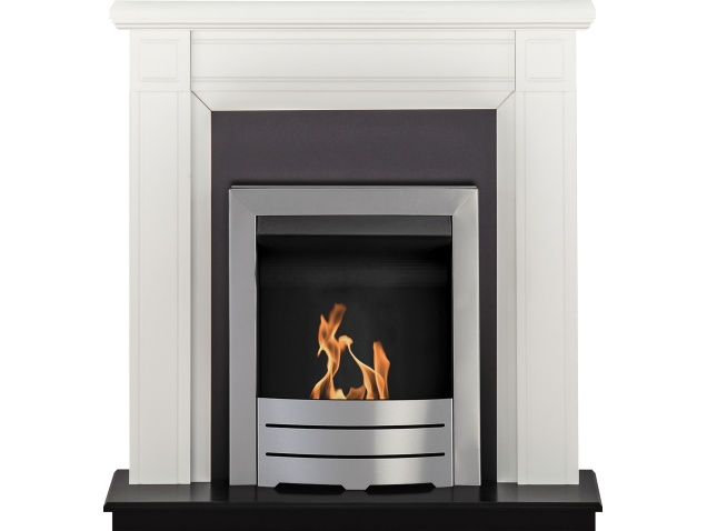 adam-georgian-fireplace-suite-in-pure-white-with-colorado-bio-ethanol-fire-in-brushed-steel-39-inch