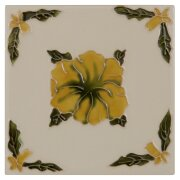 the-tubelined-orange-floral-fireplace-tiles-in-cream-by-carron-set-of-10
