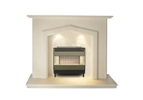 Outset Gas Fireplace Suites