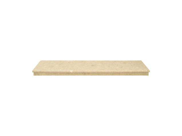 botticino-marble-hearth-48-inch