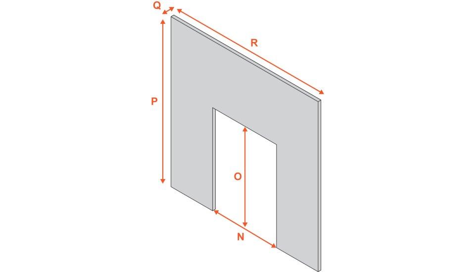 adam-marble-back-panel-in-white-stone Diagram