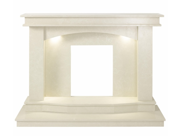 the-warwick-fireplace-in-roman-stone-with-downlights-54-inch
