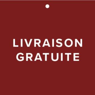 LIVRAISON GRATUITE POUR LES COMMANDES SUPÉRIEURES À €500 HT