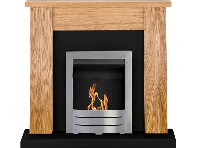 adam-new-england-fireplace-suite-oak-black-with-colorado-bio-ethanol-fire-in-brushed-steel-48-inch