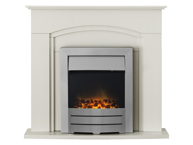adam-venice-fireplace-suite-in-cream-with-colorado-electric-fire-in-brushed-steel-39-inch