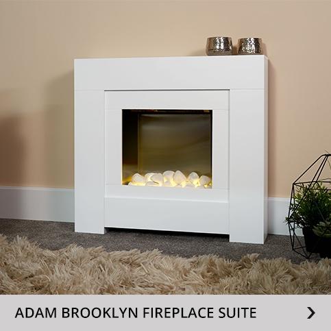 Adam Brooklyn Fireplace Suite