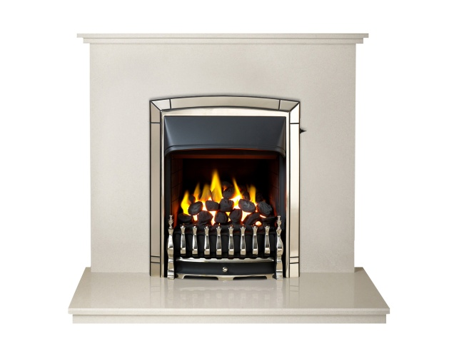 Fireplaces Stoves Accessories The Ashlea Fireplace In Beige