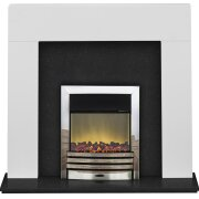 adam-miami-fireplace-in-pure-white-black-marble-with-eclipse-electric-fire-in-chrome-48-inch