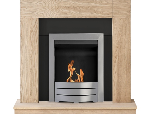 adam-malmo-fireplace-suite-in-oak-with-colorado-bio-ethanol-fire-in-brushed-steel-39-inch